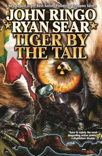 9781451638561: Tiger by the Tail (Paladin of Shadows)