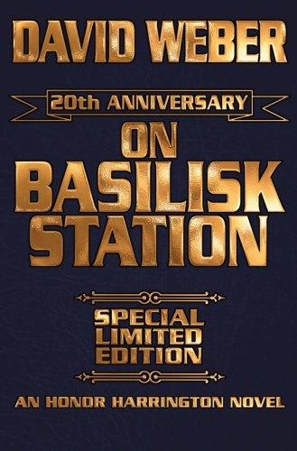 9781451638820: On Basilisk Station, 20th Anniversary Edition (Honor Harrington)