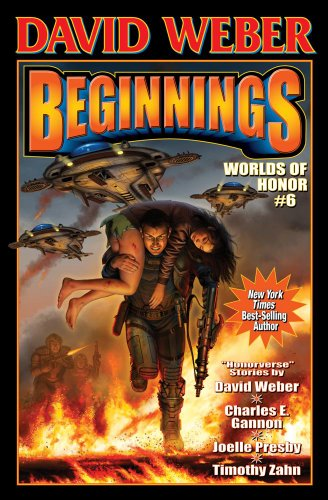 9781451639032: Beginnings: Worlds of Honor 6