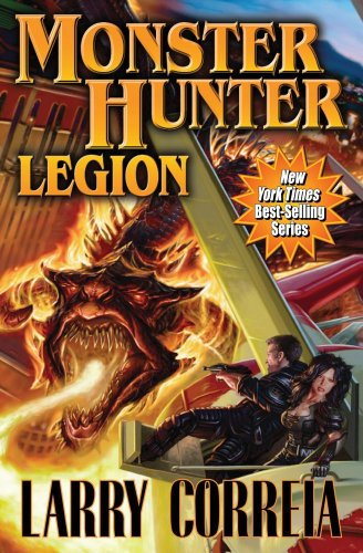 9781451639063: Monster Hunter Legion