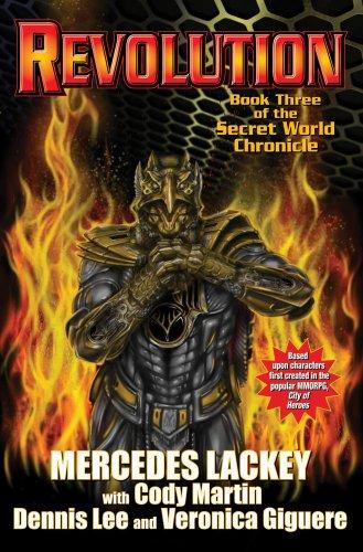 9781451639322: Revolution: The Secret World Chronicle III