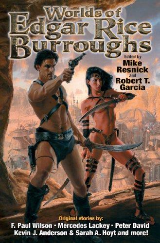 The Worlds of Edgar Rice Burroughs: Robert T. Garcia