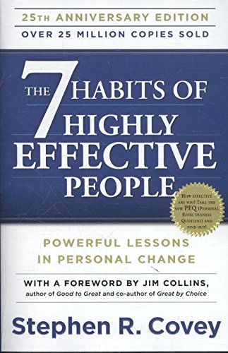 9781451639612: The 7 Habits of Highly Effective People: Anniversary Edition [Lingua inglese]