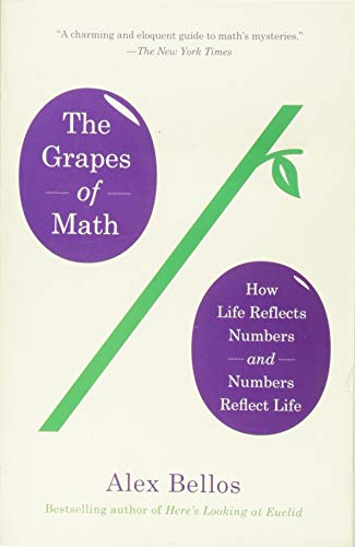 9781451640113: The Grapes of Math: How Life Reflects Numbers and Numbers Reflect Life