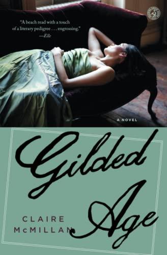 9781451640489: Gilded Age: A Novel