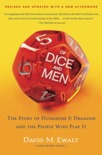 9781451640519: Of Dice and Men: The Story of Dungeons & Dragons and The People Who Play It