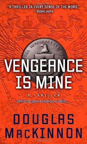 9781451640991: Vengeance Is Mine (Ian Wallace)