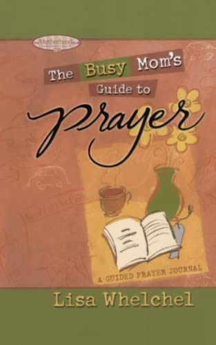Busy Mom's Guide to Prayer : A Guided Prayer Journal