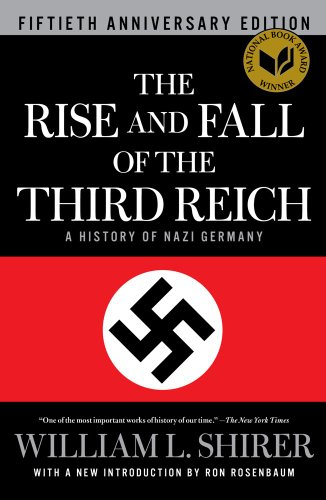 9781451642599: The Rise and Fall of the Third Reich: A History of Nazi Germany