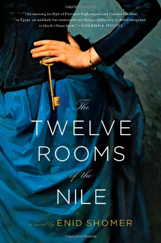 9781451642964: The Twelve Rooms of the Nile