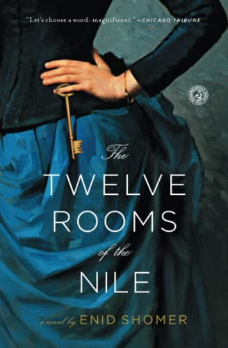 9781451642971: The Twelve Rooms of the Nile