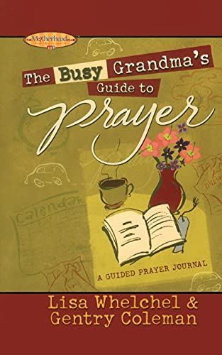 9781451643220: The Busy Grandma's Guide to Prayer: A Guided Journal