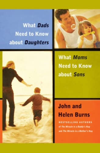 9781451643343: What Dads Need to Know About Daughters/What Moms N