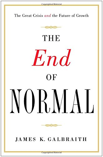 9781451644920: The End of Normal: The Great Crisis and the Future of Growth