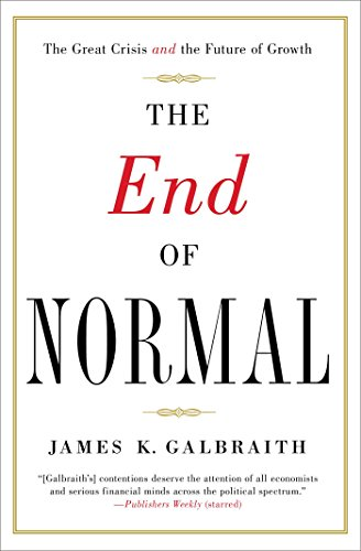 9781451644937: The End of Normal: The Great Crisis and the Future of Growth