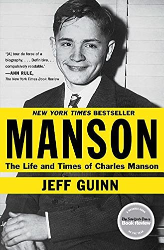 9781451645170: Manson: The Life and Times of Charles Manson