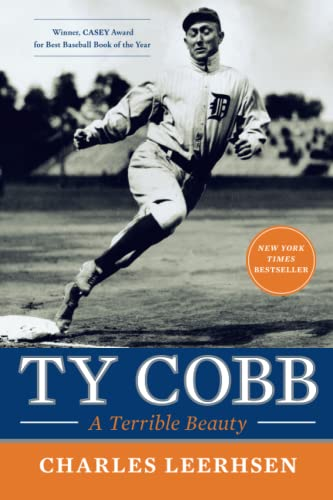9781451645798: Ty Cobb: A Terrible Beauty