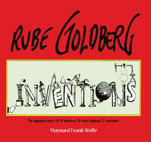 9781451646634: Rube Goldberg: Inventions!