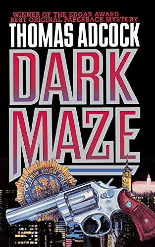 9781451646818: Dark Maze (Neil Hockaday)