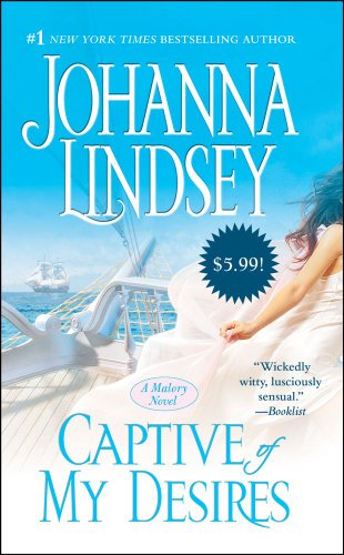 9781451648379: Captive of My Desires: A Malory Novel (Malory-Anderson Family)
