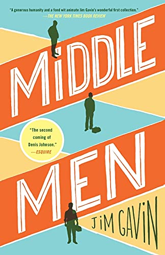 9781451649345: Middle Men: Stories