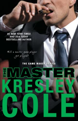 9781451650075: The Master (The Game Maker Series)