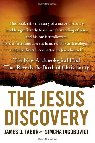 9781451650402: The Jesus Discovery: The New Archaeological Find That Reveals the Birth of Christianity
