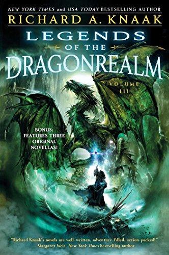 Legends of the Dragonrealm, Vol. III: 3: Knaak, Richard A.