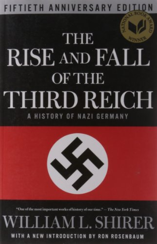 9781451651683: The Rise and Fall of the Third Reich: A History of Nazi Germany