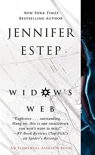 Widow's Web (Elemental Assassin, Book 7): Estep, Jennifer