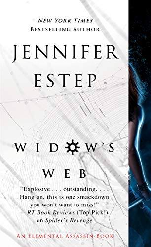 9781451651775: Widow's Web (Elemental Assassin, Book 7)