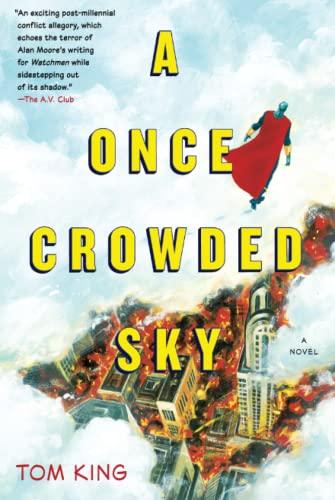 9781451652017: A Once Crowded Sky: A Novel