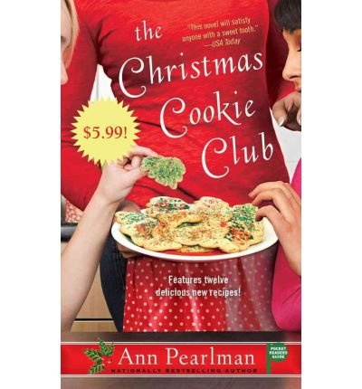 9781451654172: THE CHRISTMAS COOKIE CLUB