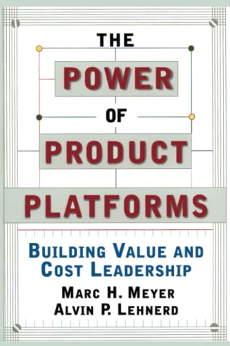 9781451655308: The Power of Product Platforms