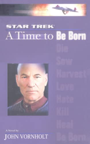 9781451655575: Star Trek: The Next Generation: Time #1: A Time to