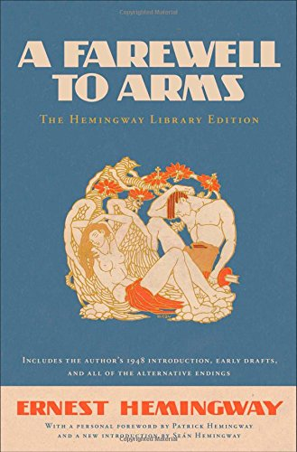 9781451658163: A Farewell to Arms: The Hemingway Library Edition