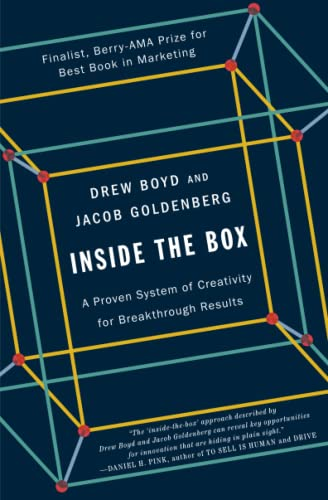 9781451659290: Inside the Box: A Proven System of Creativity for Breakthrough Results