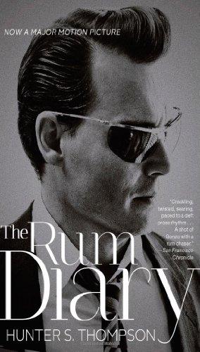 9781451659719: The Rum Diary. Film Tie-In