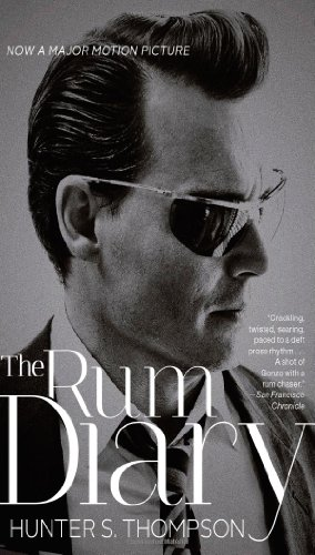 The Rum Diary: The Movie Release: Thompson, Hunter S.
