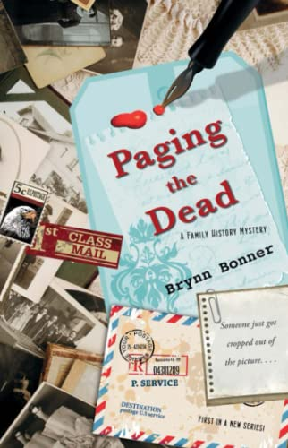 Paging the Dead (A Family History Mystery): Brynn Bonner