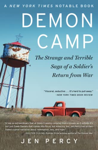 9781451662061: Demon Camp: The Strange and Terrible Saga of a Soldier S Return from War