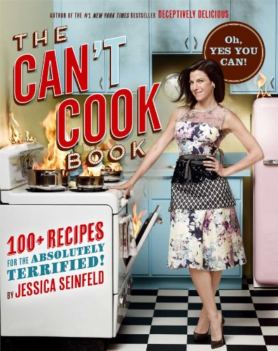 9781451662252: The Can't Cook Book: Recipes for the Absolutely Terrified!