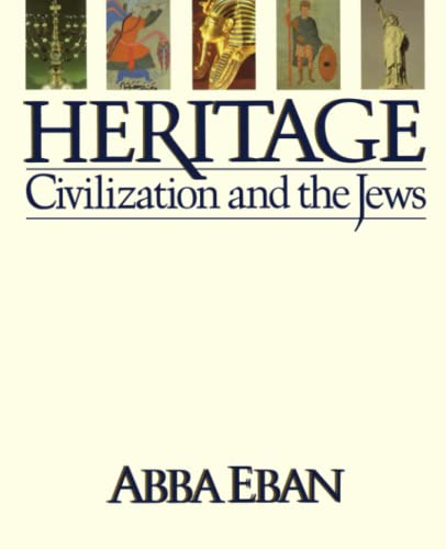 9781451662405: Heritage: Civilization and the Jews