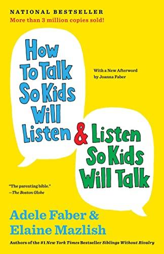 9781451663877: How to Talk So Kids Will Listen & Listen So Kids Will Talk