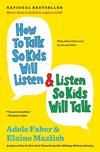 9781451663884: How to Talk So Kids Will Listen & Listen So Kids Will Talk