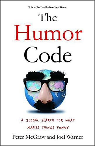 9781451665420: The Humor Code: A Global Search for What Makes Things Funny