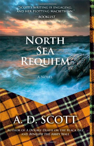 9781451665796: North Sea Requiem (The Highland Gazette Mystery Series)