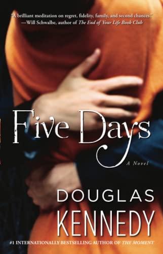 9781451666359: Five Days: A Novel