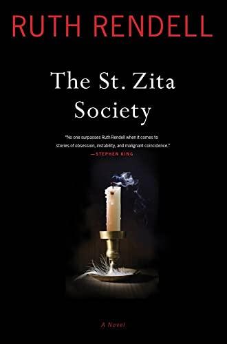 9781451666687: The St. Zita Society: A Novel