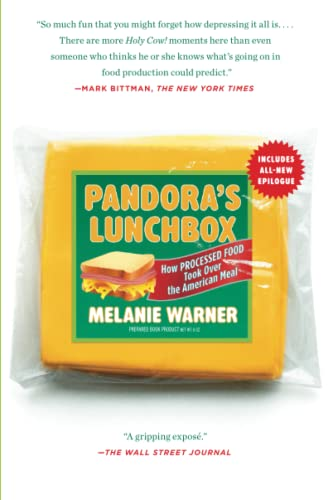 9781451666748: Pandora's Lunchbox: How Processed Food Took Over the American Meal